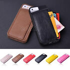 Stylish Wallet Flip Leather Case Protector Cover For Apple iPhone 6/5 5S/4 4S