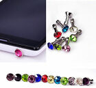 Diamond 3.5MM Anti Dust Plug Cap Stopper Cover FOR TAB Ebook Reader 7* 7in 4th