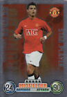 Match Attax 07/08 Liverpool Man City & Man United Cards Pick From List