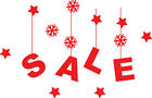 SALE Sign Stickers Retail Shop Window Wall Stickers
