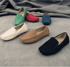 Brand New Fad Child Boy's Girls Slip On Casual Loafers Soft Flats Shoes 7 Colors