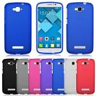 Soft TPU Gel Skin Rubber Case Cover fr Alcatel One Touch Pop C7 OT-7040 OT-7041D