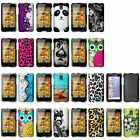 Colorful Hard Clip On Back Pictorial Case For Alcatel One Touch Pop Star (4G)