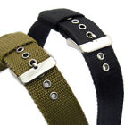 Condor Tough Canvas Webbing Watch Strap Band 18mm or 20mm 112G