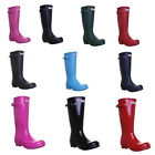 Original Hunter Junior Welly Boot Size UK 3 - 5 Euro 35 - 38 Black Navy Green