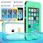 Fashion Shockproof Waterproof Dirt Proof Case Cover For iphone 6 4.7 Plus 5.5