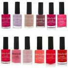 Beauty UK Salon Professional Nail Polish Varnish Acrylic Gel Art Pink Red Coral