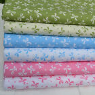 Classic Bows 100% Cotton Cloth Twill Fabric 160cm Wide Per Meter Handmade Colors
