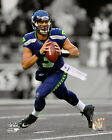 Russell Wilson Seattle Seahawks NFL Spotlight Action Photo PN033 (Select Size)