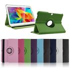 360 Rotating Folding Leather Case Stand Cover For Samsung Galaxy TAB 4 10.1 T530