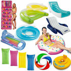 Inflatable Pocket Fashion Designer Lounger Lilo Float Tube Rings Recliner Chiar