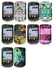 Hard Faceplate Cover Phone Case for TRACFONE LG 306G LG306G Accessory