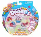 Beados Glitter Refill Theme Pack 500 beads - magically joins with water NEW 2015