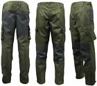 Mens Game Durus HardShell Breathable Waterproof Trouser - Hunters Green