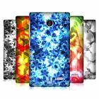 HEAD CASE DESIGNS BOKEH CHRISTMAS HARD BACK CASE FOR NOKIA X