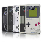 STUFF4 Phone Case/Back Cover for Samsung Galaxy Alpha /Games Console