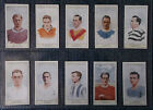 Ogdens Captains of Assoc Football Clubs 1926 Cards -Select From Below