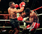 Mike Tyson vs Frank Bruno 1996 WBC Title Fight Photo OI203 (Select Size)