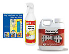 HG Mould Spray and Mould Treatment and Mould Prevention Solutions For Your Home