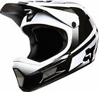 Fox Racing Rampage Comp Helmet Imperial Black/White