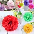 Various Decoration Colorful Tissue Paper Poms Flower Ball Wedding Birthday Party