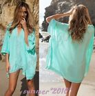 2015 V-neck Bikini Cover Up Lace Hollow Beach Dress Swimwear Beachwear Cover Top