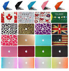 Rubberized Matte Hard Laptop Case Cover For NEW Apple MacBook PRO/AIR11 13 15''