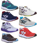 ASICS ONITSUKA TIGER GEL SAGA WOMENS SUEDE LEATHER TRAINERS