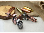 New metal Gun bullet grenade model usb 2.0 memory stick flash drive 8G 16G 32G