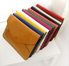 PU Leather Korean Envelope Bags Retro Womens Handbag Tote Purse Girl