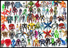 "BEN 10 4"" Action Figure Lot 2 Many to Choose from...Alien Force,Ultimate + More!"
