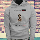 NEW BIGGIE Notorious B.I.G. CLASSIC READY TO DIE Mens Gray Hoodie