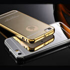 NEW Luxury Aluminum Ultra-thin Mirror Metal Case Cover for iPhone 5 5S