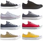 Converse Canvas shoe unisex chuck taylor all star low top ox