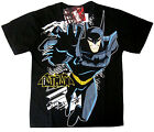 Boys BATMAN black cotton short sleeve summer t-shirt 6,8,10,12 Age 4-8y FreeShip