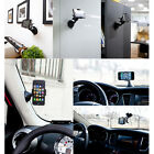 360° Rotating Car Windshield Mount Holder Stand Bracket For iPhone Samsung Phone