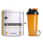 FA Nutrition Agmamax 138g Agmatine Sulphate + Neon Shaker V2