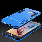 Shockproof Rugged Hybrid Rubber Hard Cover Case For Samsung Galaxy S6/S6 edge