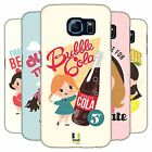 HEAD CASE DESIGNS VINTAGE ADS SERIES 2 HARD BACK CASE FOR SAMSUNG GALAXY S6 G920