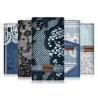 HEAD CASE DESIGNS JEANS AND LACES HARD BACK CASE FOR LG OPTIMUS L9 P760