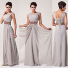 Maternity ELEGANT Wedding Formal Evening Gown Bridesmaid Party Long Prom Dresses
