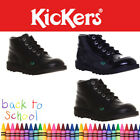 Original Kickers Kick Hi  Lo Youth Back to School Boots Size EU 36 - 39 UK 3 - 6
