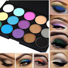 Pro 15 Color Cosmetic Makeup Natural Eye Shadow Eyeshadow Cream Palette Set