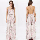 Sexy Women Holiday Summer Boho Long Maxi Dress Evening Party Dress Beach Dresses