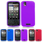 For Motorola XPRT MB612 Sprint Boost Colorful Soft Silicone Gel Skin Case Cover