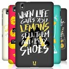 HEAD CASE DESIGNS LIFE AND LEMONS CASE FOR SAMSUNG GALAXY TAB PRO 8.4 T320