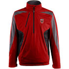 Antigua Mens MLS DC UNITED DISCOVER 1/2-ZIP PULLOVER