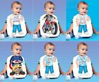 Just Add a Kid Baby Boys Kids Bibs Various Designs 100% Cotton One Size