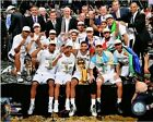 San Antonio Spurs 2014 NBA Finals Champions Team Celebration Photo (Select Size)