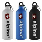 Aluminium 750ml Water Hydration Drinks Bottle Cycling Outdoor Sports Hiking Gym
